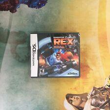 Generator Rex: Agent of Providence • Nintendo DS
