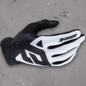 ANSWER AR3 Voyd 2020 gloves black/white. Adult medium. BMX MTB Motocross MX FMX