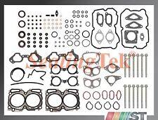 Fit 04-06 Subaru EJ255 EJ257 Turbo Engine Cylinder Head Gasket Set w/ Bolts Kit