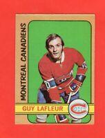 1972-73 O-Pee-Chee OPC  # 59 Guy Lafleur Exmt
