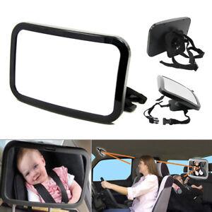 TYTOGE Babyautospiegel f/ür R/ücksitz Bruchsicheres Auto R/ückspiegel Sicherheit in Kindersitz