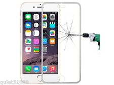 Boarder Film en verre trempé,Glass film tempered protector H9  iPhone 6 Silver