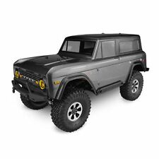 J Concepts JCO0288 Ford 74 Bronco Trail Scaler Clear Body: Vaterra 1/10 Ascender