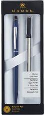 Click Midnight Blue Ballpoint Pen with Slim Gel Refill, Cross, 1