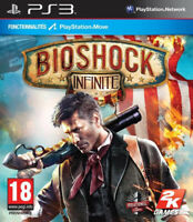 Bioshock Infinite Jeu Sony Playstation 3 PS3 Occasion Avec notice PAL FR