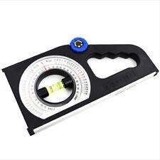Universal Slope measuring ruler instrument bevel protractor level declinometer