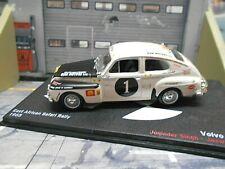 VOLVO PV544 PV 544 Buckel Rallye Safari 1965 #1 Singh Winner Si IXO Altaya 1:43