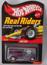 MOB ROD Vehicle Hot Wheels 2010 RLC REAL RIDERS Series 9 (#6 of 6) #1525 of 5000