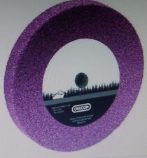 """Oregon 36 Grit 8"""" Grinding Wheel for Lawn Mower Blade Grinder 88-047"""