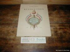 Tableaux de Revolution 9 Print Portfolio 1939 French Revolution FREE US SHIPPING