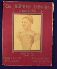 The Dundee Collection of Scottish Coins Public auction program February 19, 1976