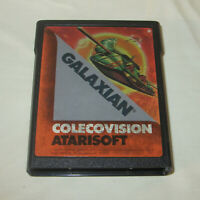 Galaxian ColecoVision 1983 Atarisoft Cartridge Game Rare Tested Works Great