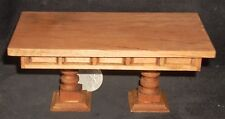 Dollhouse Miniature Mexican Dining Table Hacienda Furniture 1:12 MAF2221