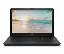 HP 15.6in Intel Celeron 4GB Ram 1TB HDD FHD Windows 10 Laptop Bundle - Black