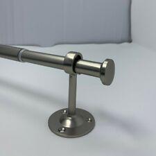 Pottery Barn Teen Classic Steel Rod .75 48x88 Nickel