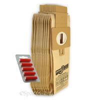 HOOVER H20 Vacuum Dust Bags Purepower Paper Bag Spare PU2012 PU2115 + Fresh