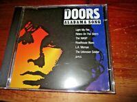 THE DOORS - ALABAMA SONG CD 1997 GERMAN IMPORT EURO SOUND