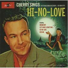 CD Cherry Casino And The Gamblers - Hi-No-Love - Rhythm Bomb Records