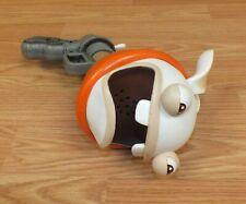 2014 Ubisoft RABBIDS Invasion Plunger Blaster Fart Sound Gun Collectible Toy