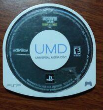 Monster Jam: Urban Assault (Sony PSP, 2008) - DISC ONLY - RARE