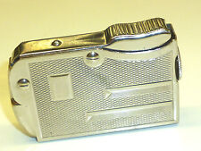 TRINACRIA SQUEEZE POCKET PETROL PIPE LIGHTER -QUETSCHZÜNDER -1930 -GERMANY- RARE