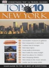 New York (DK Eyewitness Top 10 Travel Guide),Eleanor Berman- 9780751335712