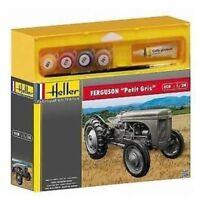 Heller 1:24 Gift Set - Ferguson Te-20 Petit Gris