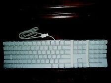 Mac Pro Apple Wired USB Keyboard A1048 APPLE BRAND Works Great 100% GRANTEED