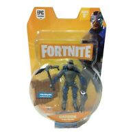 Fortnite Carbide Solo Mode Epic Games Core Action Figure 4 Inch Toy New