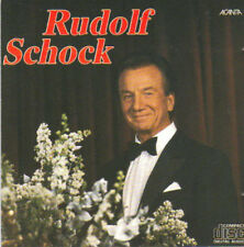 rudolf schock - arien aus deutschen opern [uk-import] (CD) 036244435537