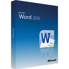 Microsoft Word 2010 - New - Full Version - Download