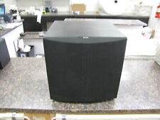 Nice Boston Acoustics Micro90pv Micro 90PV Powered Active Subwoofer (black)