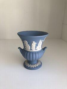 Wedgwood Blue Urn
