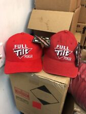 Full Tilt Poker Flexfit Hat L/XL(2 Hats)
