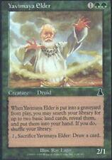 MTG magic cards 1x x1 Light Play, English Yavimaya Elder Urza's Destiny