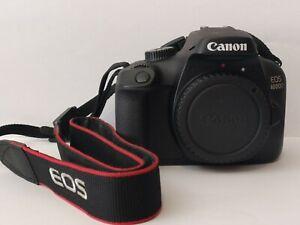 Canon EOS 4000D 18 MP Digital SLR Camera - Body