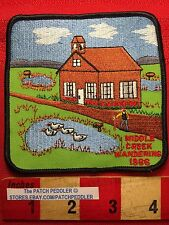 Middle Creek Wandering Wildlife Mgt Area PENNSYLVANIA PATCH TRAVEL SOUVENIR 5DH2