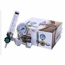 CO2 Mig Tig Mig Argon Flow Meter Welding Weld Regulator Gauge Gas Welder 0-25MPa