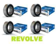 Set of 4 Trailer Wheel Bearings - ERDE 100, 122, 127 DAXARA Models plus others
