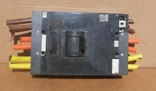 SQUARE D CIRCUIT BRAKER, MAL360008M, MOLDED CASE SWITCH, 800 AMPS, 600 VAC