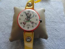 Walt Disney's Goofy Vintage Wind Up Watch by Marx Toys