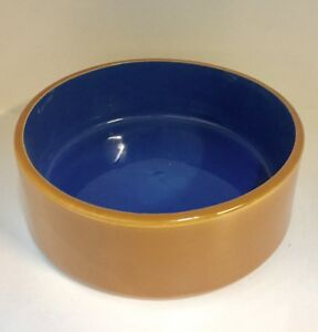 Ceramic Dog Bowl Heavy Large 180mm