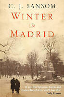 """""""NEW"""" Winter in Madrid, , Book"""