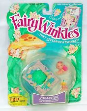 VINTAGE TOY KENNER FAIRY WINKLES PEEK- A -PICTURE 1993 NEW