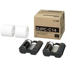 2 Cases DNP 2UPC-C14 Print Media for Snap Lab 2UPCC14 2UPCC-14