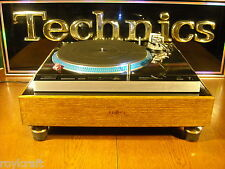 RoyLCraft custom Technics SP/SL-1600MK2 Turntable MADE TO ORDER ONLY Service