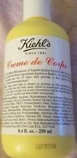 Kiehl's Creme de Corps Body Moisturizer Medium Size Bottle 8.4 Oz New Sealed