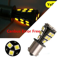 P21/5W 1157-18SMD-5050 LED Canbus No Error Car Brake Turn Light Stop Bulb Yellow