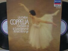 DJB 2002 DECCA HOLLAND- DELIBES Coppelia Ballet BONYNGE OSR 2-LP *NM*