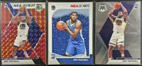 Lot of (3) Eric Paschall, Including Mosaic NBA Debut red, Mosaic RC & Hoops RC